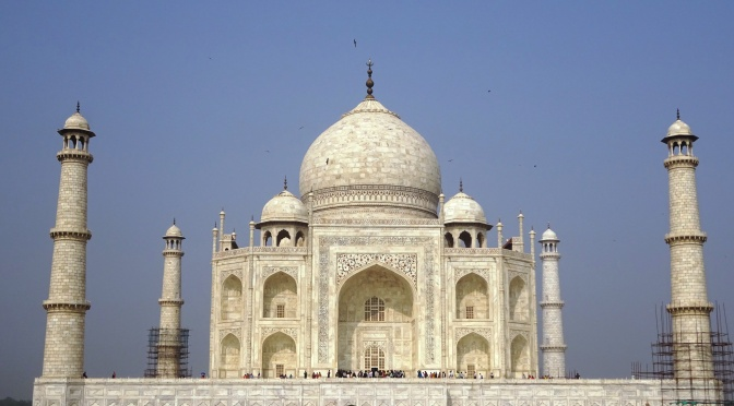 Agra – Taj Mahal and More