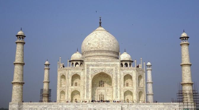 Agra – Taj Mahal and More