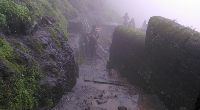 Lohagad Monsoon Trek – A must do!