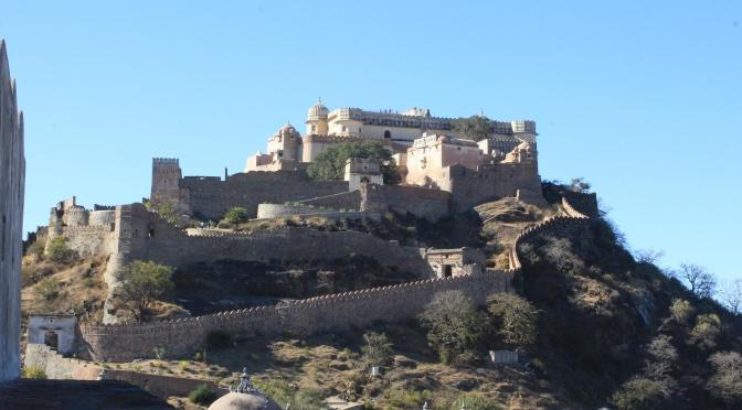 Kumbalgarh Fort – Rajasthan