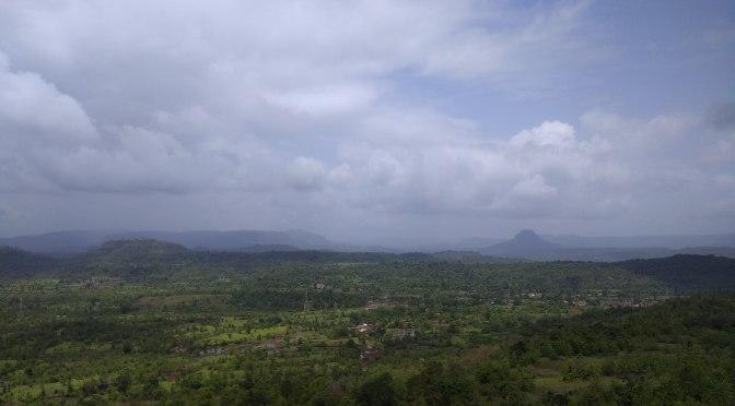 Sudhagad Monsoon Trek